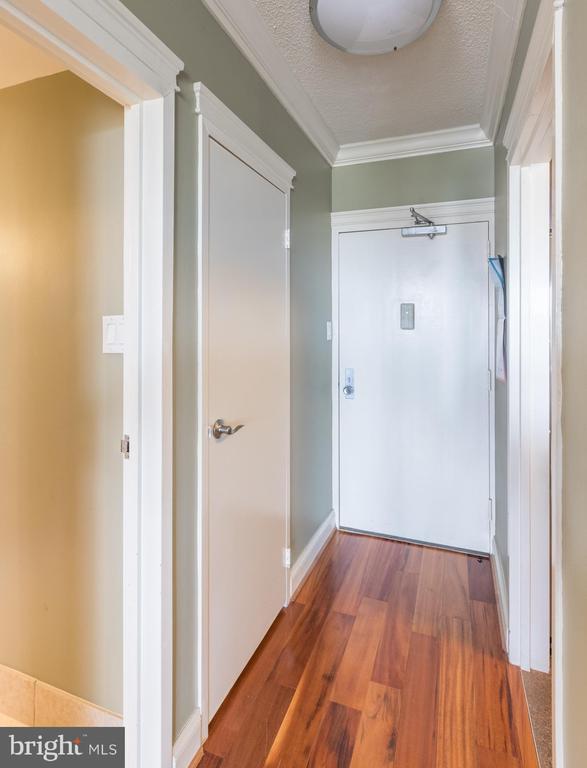 Hallway/entry - 4141 HENDERSON RD #815, ARLINGTON
