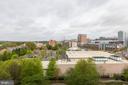 Balcony view - 4141 HENDERSON RD #815, ARLINGTON