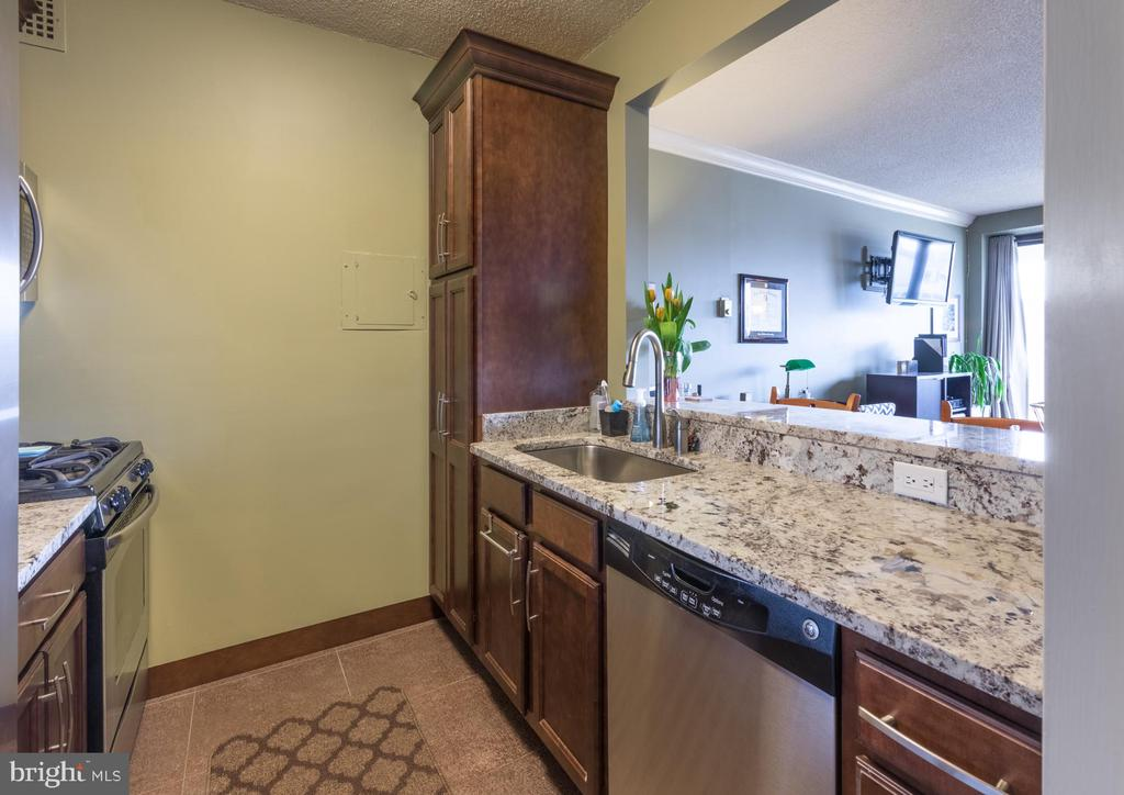 Kitchen - 4141 HENDERSON RD #815, ARLINGTON