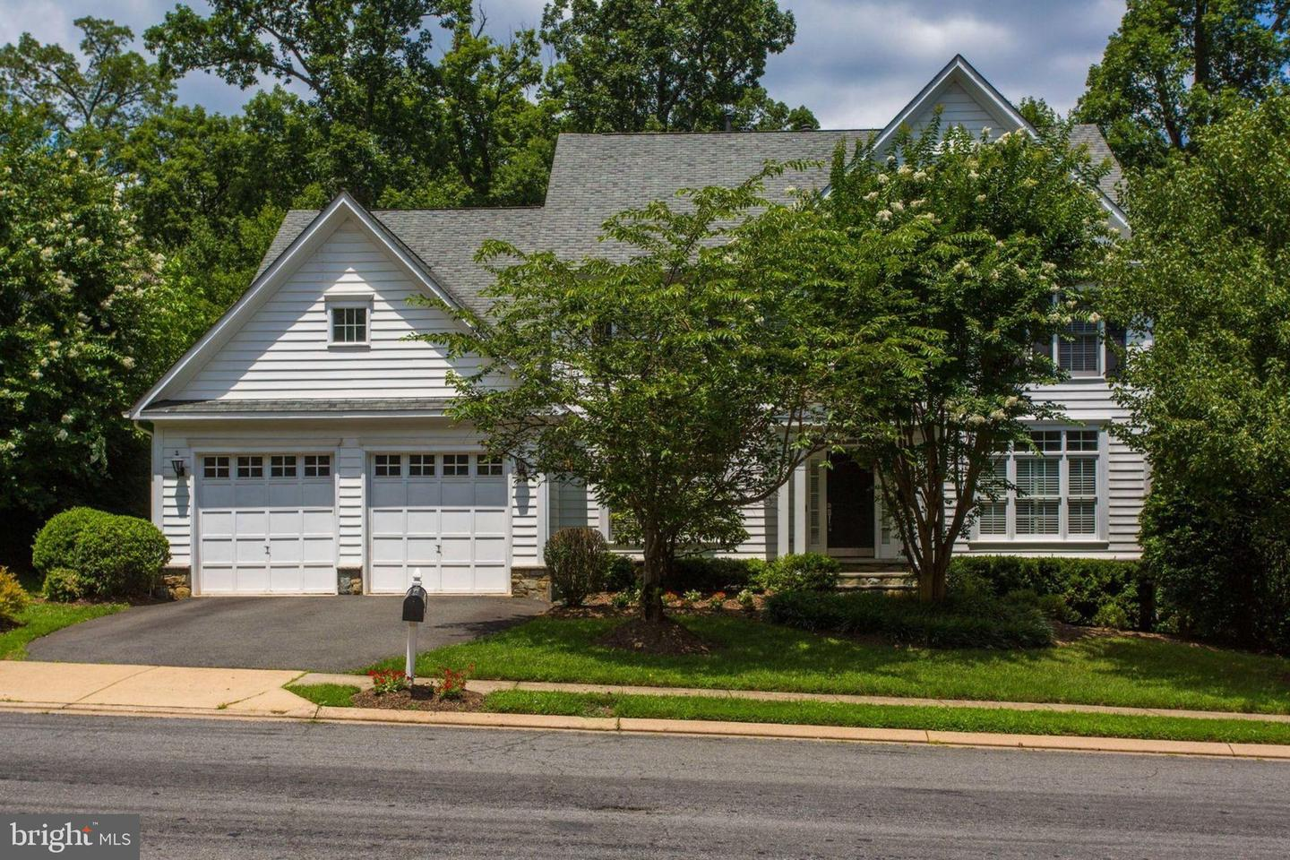 Single Family for Sale at 12000 Creekbend Dr Reston, Virginia 20194 United States