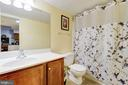 Dual Entry Full Bath - 1001 N RANDOLPH ST #607, ARLINGTON
