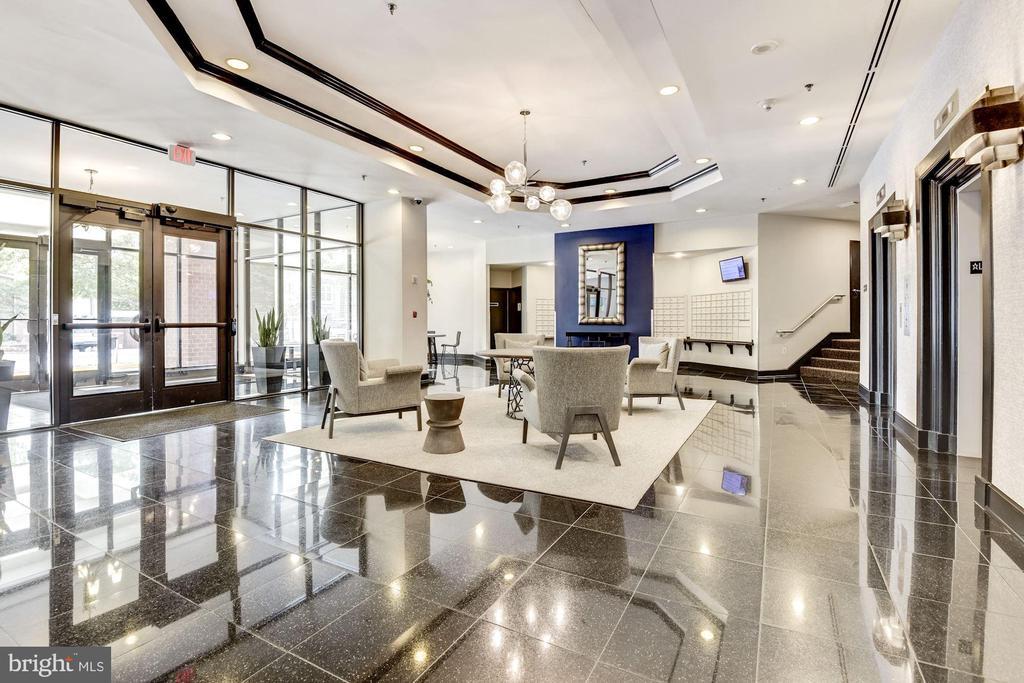 Lobby - 1001 N RANDOLPH ST #607, ARLINGTON