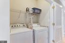 Laundry on Upper level - 43685 WARBLER SQ, LEESBURG