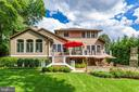 Perfect Yard & Gracious Home. - 334 AYR HILL AVE NE, VIENNA