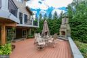 Relaxing Multi-level Deck! - 334 AYR HILL AVE NE, VIENNA