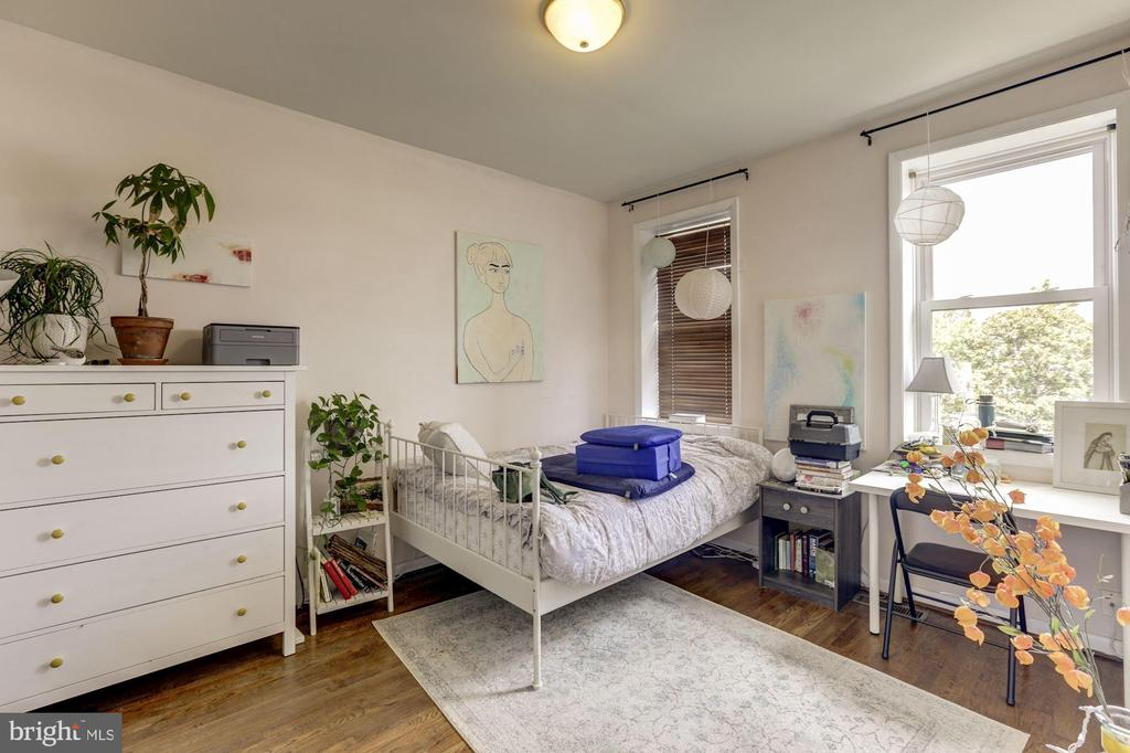 Unit #3 Bedroom - 131 11TH ST NE, WASHINGTON