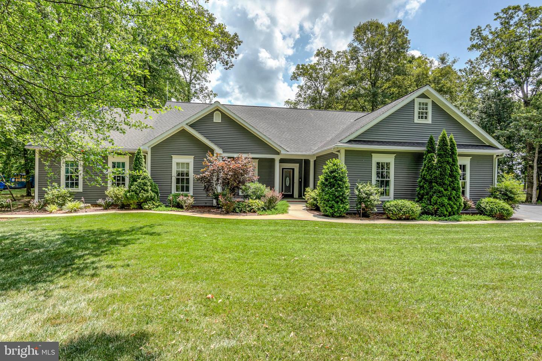 Single Family Homes för Försäljning vid Greenwood, Delaware 19950 Förenta staterna