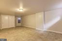 Unit #1 Bedroom - 131 11TH ST NE, WASHINGTON