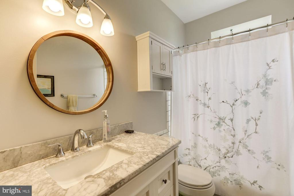 Unit #3 Bathroom - 131 11TH ST NE, WASHINGTON