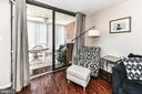 Floor to ceiling windows - 1024 N UTAH ST #619, ARLINGTON