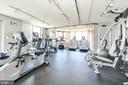 common area gym - 1024 N UTAH ST #619, ARLINGTON