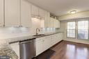 Kitchen Views - 5720 CROWNLEIGH CT, BURKE