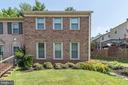 View from Street of House - 5720 CROWNLEIGH CT, BURKE