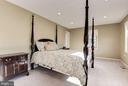 Master Bedroom View - 5720 CROWNLEIGH CT, BURKE