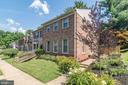 Fabulously Landscaped Front Entrance - 5720 CROWNLEIGH CT, BURKE