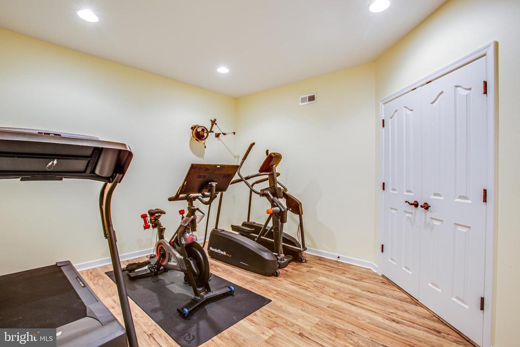 Exercise Room - 60 MAIDENHAIR WAY, STAFFORD