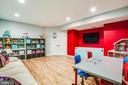 Basement Play Room - 60 MAIDENHAIR WAY, STAFFORD