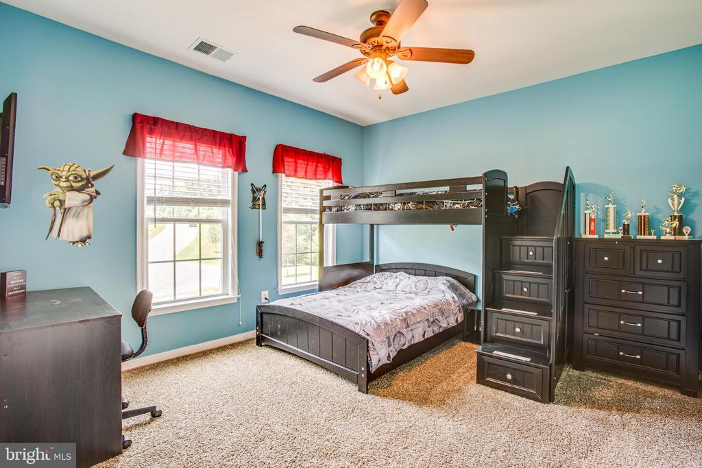 Bedroom 4 - 60 MAIDENHAIR WAY, STAFFORD