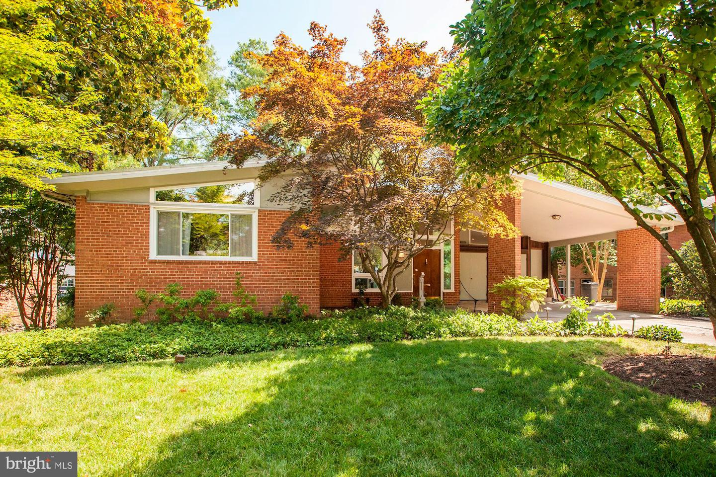 Single Family for Sale at 3404 Woolsey Dr 3404 Woolsey Dr Chevy Chase, Maryland 20815 United States