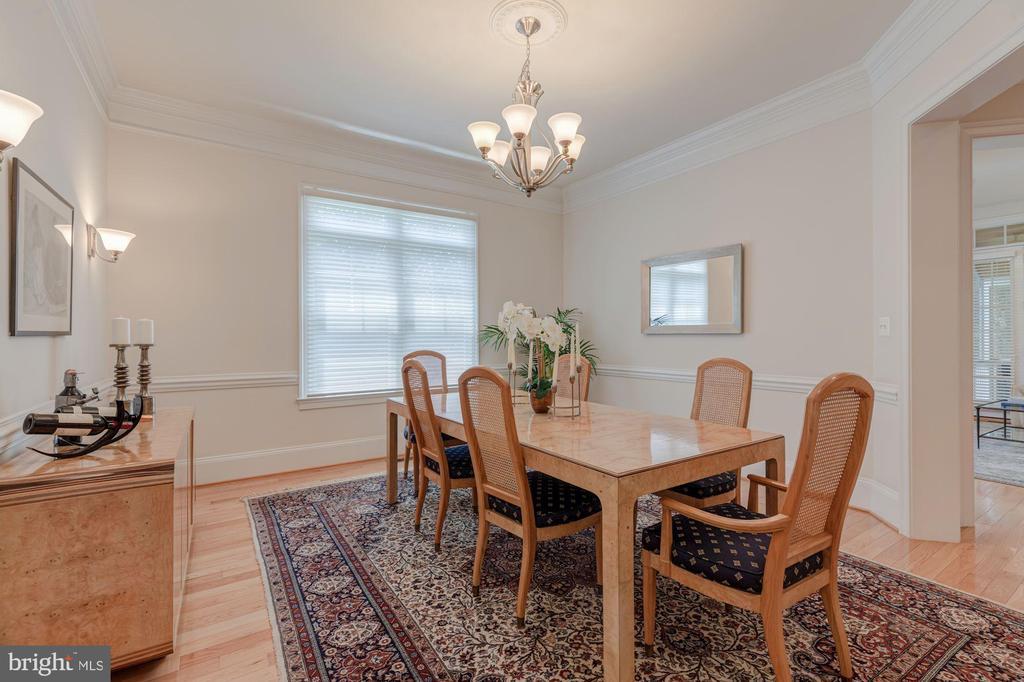 Dining Room - 3406 N DICKERSON ST, ARLINGTON