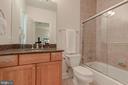 Bedroom 4 En Suite Bath - 3406 N DICKERSON ST, ARLINGTON