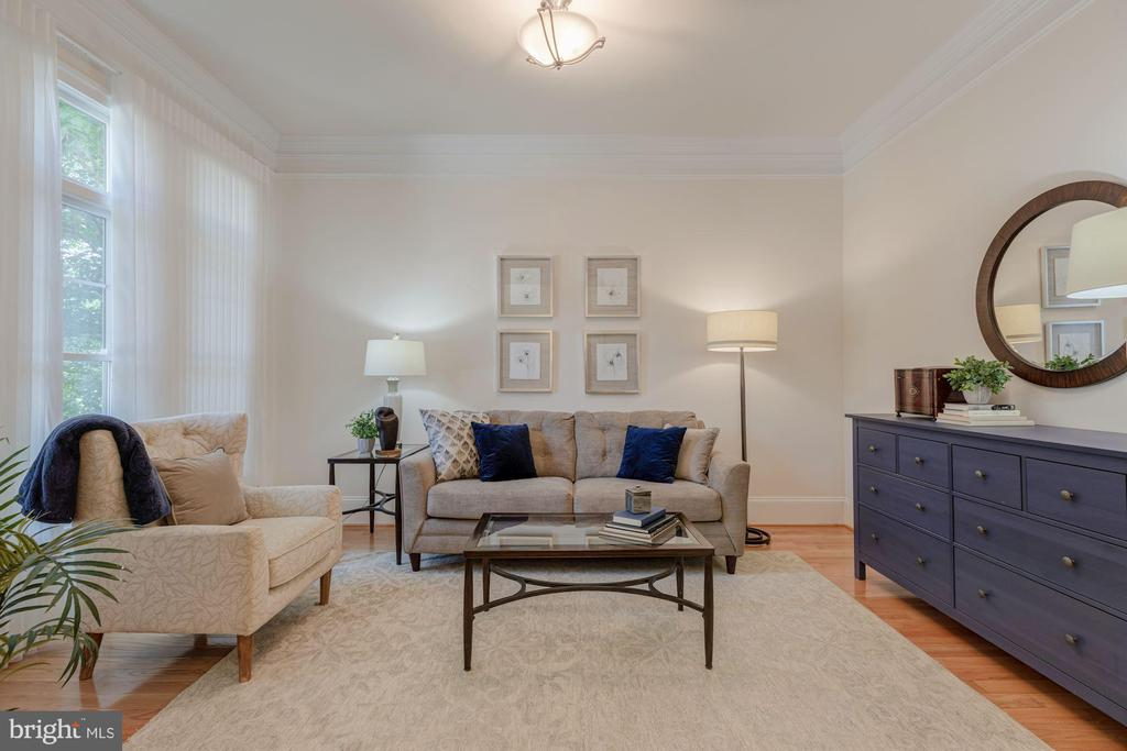 Living Room - 3406 N DICKERSON ST, ARLINGTON