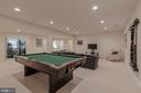 Recreation Room - 3406 N DICKERSON ST, ARLINGTON
