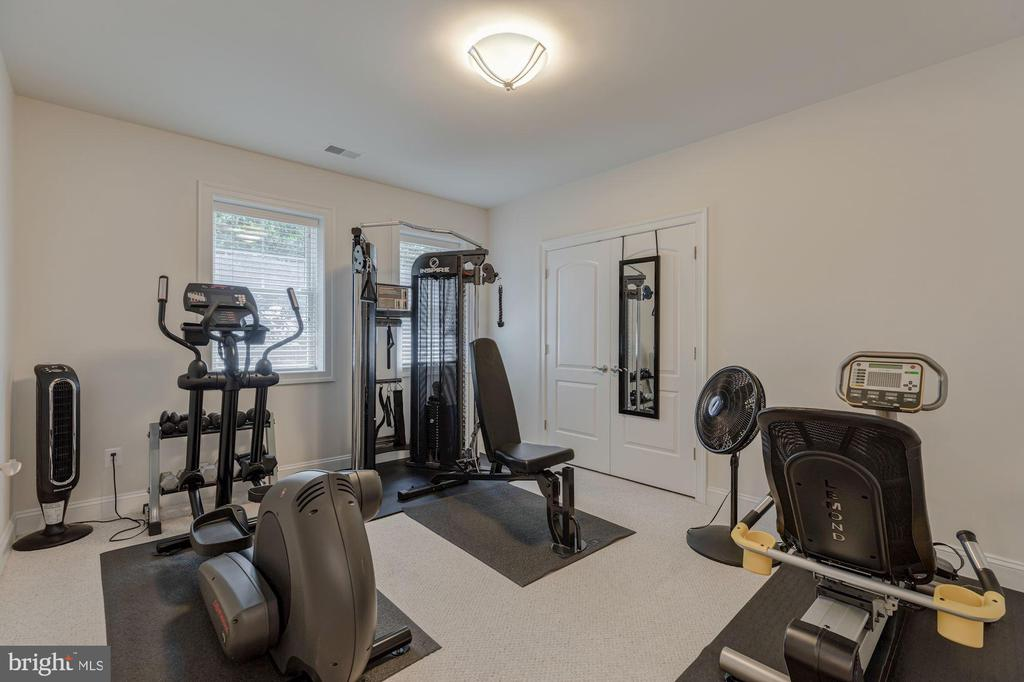 Exercise Room - 3406 N DICKERSON ST, ARLINGTON
