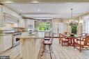 Kitchen - 11552 MANORSTONE LN, COLUMBIA