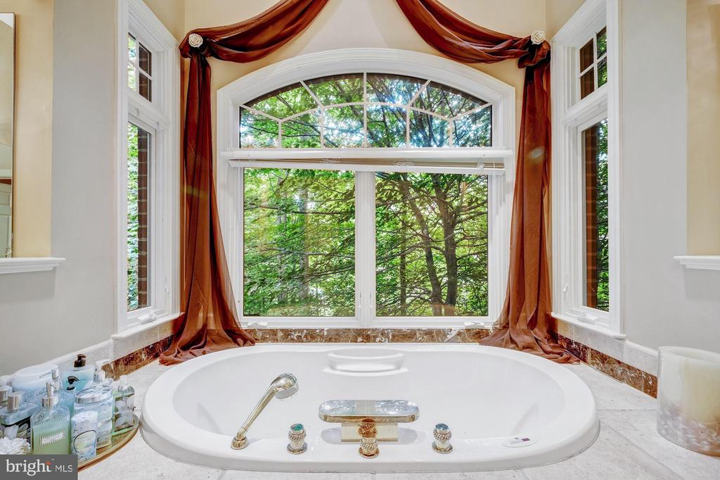 Owners jetted tub - 11552 MANORSTONE LN, COLUMBIA