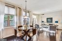 Living /Dining Room - 888 N QUINCY ST #210, ARLINGTON
