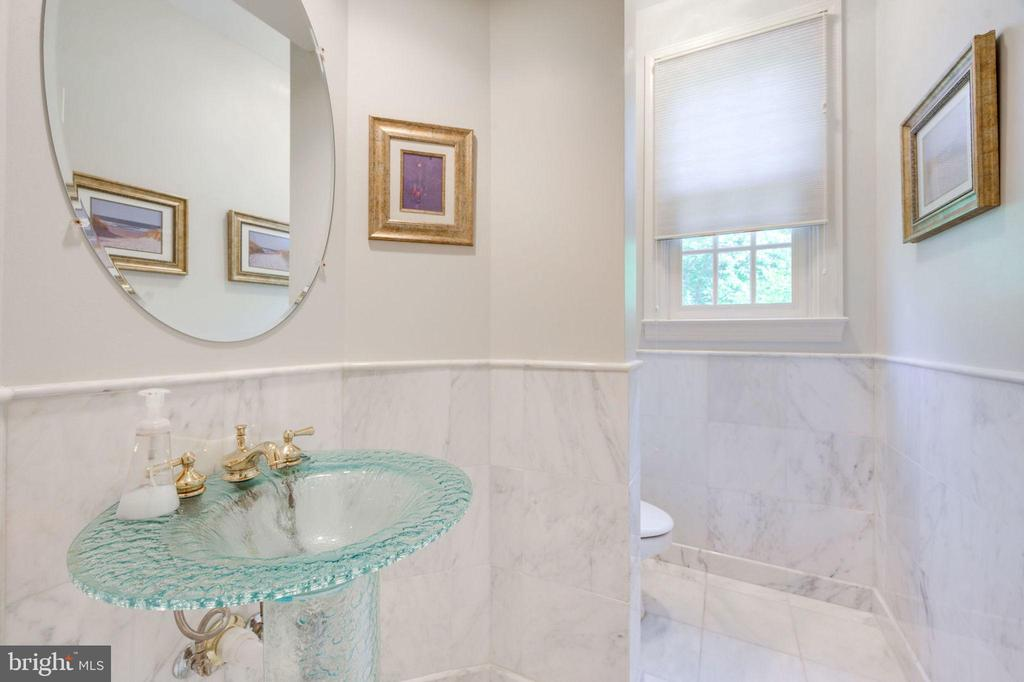 Half Bath - 12100 WALNUT BRANCH RD, RESTON