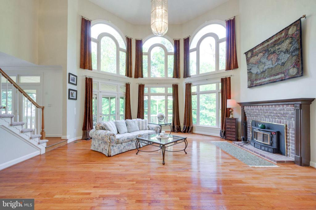 Great Room - 12100 WALNUT BRANCH RD, RESTON