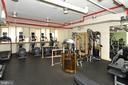 Fitness room - 888 N QUINCY ST #210, ARLINGTON