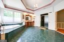 Master Bath - 12100 WALNUT BRANCH RD, RESTON
