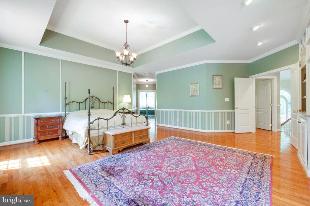 Master Bedroom - 12100 WALNUT BRANCH RD, RESTON