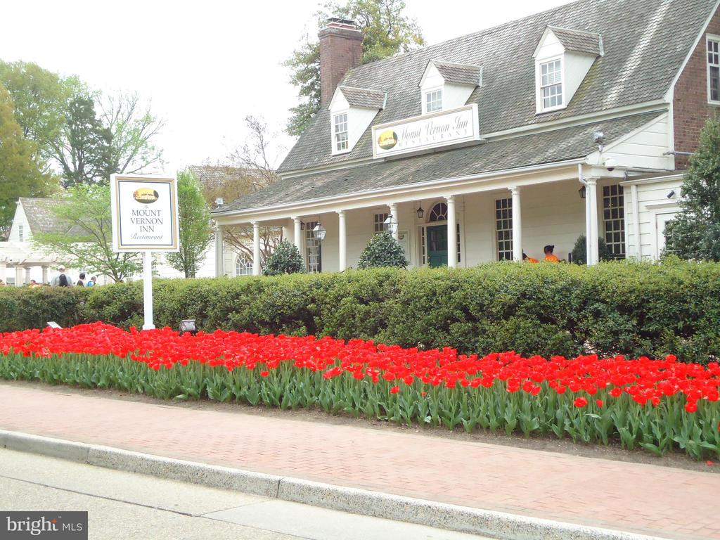 Inn at Mt. Vernon Restaurant - 4201 KIMBRELEE CT, ALEXANDRIA