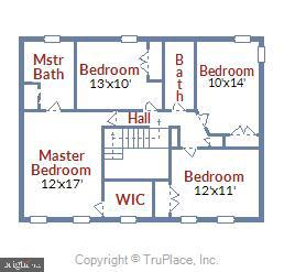 Level 2 Floor Plan - 10 CORNERSTONE DR, STAFFORD