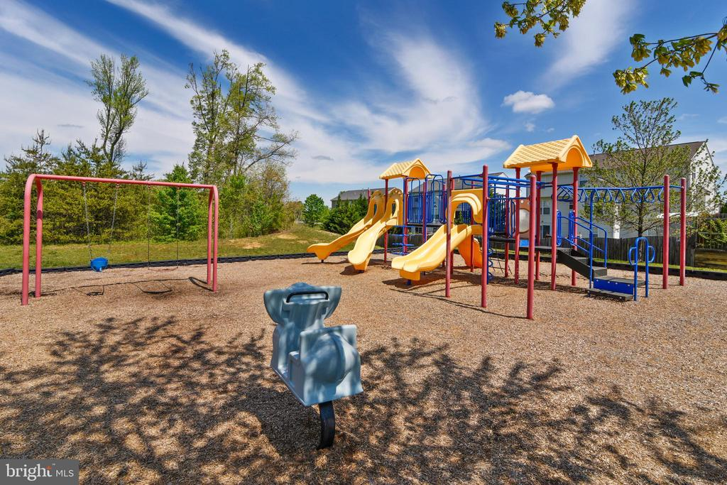 One of Multiple  Neighborhood Playgrounds - 10 CORNERSTONE DR, STAFFORD
