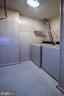 Laundry room - 329 BRAEHEAD DR, FREDERICKSBURG