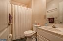 Entry level full bath - 6922 LITTLE FALLS RD #6922, ARLINGTON
