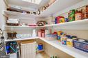 Large Pantry - 6917 CLOUDY WAY, SPOTSYLVANIA