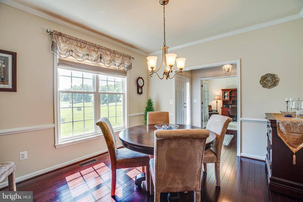 Formal Dining Room - 6917 CLOUDY WAY, SPOTSYLVANIA