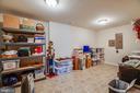 Large indoor storage! - 6917 CLOUDY WAY, SPOTSYLVANIA