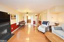 Living Room - 11214 BEAVER TRAIL CT #12, RESTON