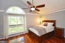 Great Master Bedroom with New Windows - 11214 BEAVER TRAIL CT #12, RESTON