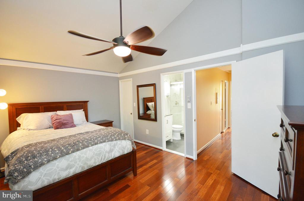 Master Bedroom - 11214 BEAVER TRAIL CT #12, RESTON