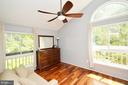 2nd Bedroom with New Windows - 11214 BEAVER TRAIL CT #12, RESTON