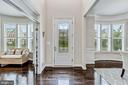 Enter into the Two Story Foyer - 20660 EXCHANGE ST, ASHBURN