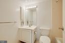 Master Bathroom - 4620 N PARK AVE #1109E, CHEVY CHASE